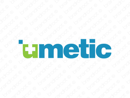 Brandable Domain Name - umetic.com