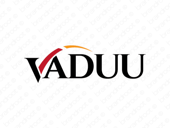Brandable Domain Name - vaduu.com