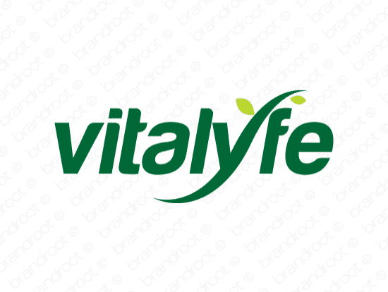 Brandable Domain Name - vitalyfe.com