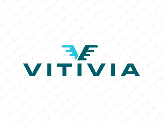 Brandable Domain Name - vitivia.com