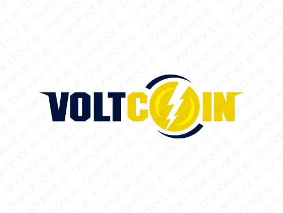 Brandable Domain Name - voltcoin.com