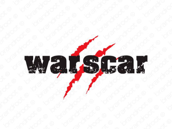 Brandable Domain Name - warscar.com