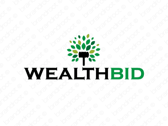 Brandable Domain Name - wealthbid.com