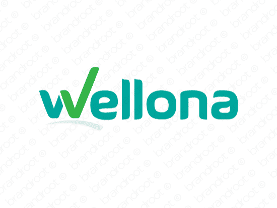 Brandable Domain Name - wellona.com