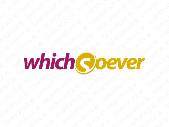 Brandable Domain Name - whichsoever.com