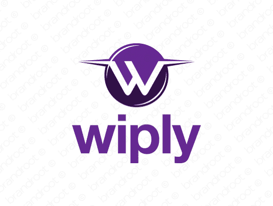 Brandable Domain Name - wiply.com