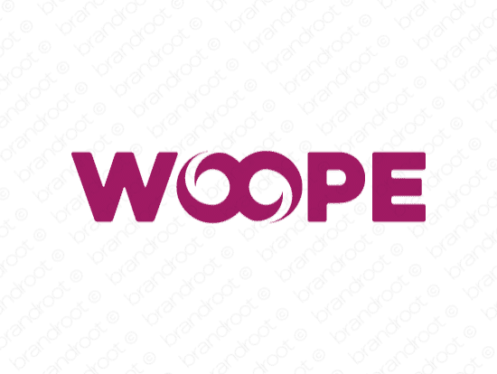 Brandable Domain Name - woope.com