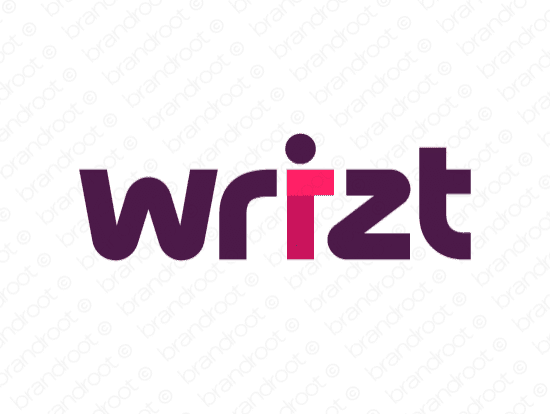 Brandable Domain Name - wrizt.com