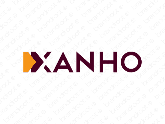 Brandable Domain Name - xanho.com