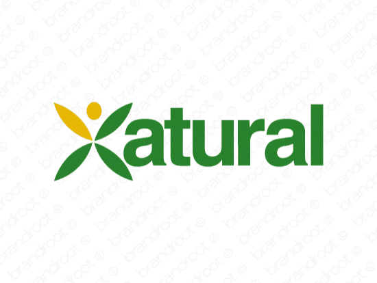 Brandable Domain Name - xatural.com