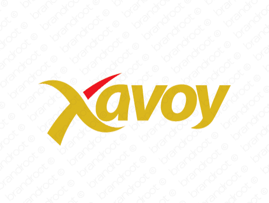 Brandable Domain Name - xavoy.com