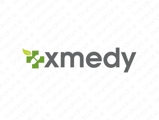 Brandable Domain Name - xmedy.com