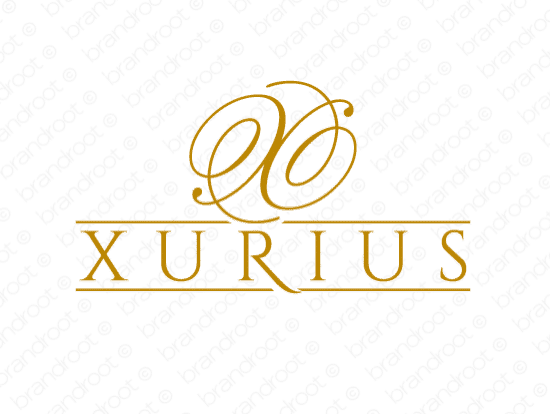 Brandable Domain Name - xurius.com