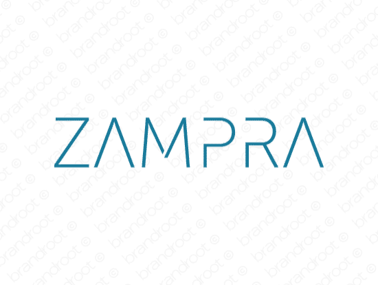 Brandable Domain Name - zampra.com