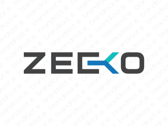Brandable Domain Name - zeeko.com