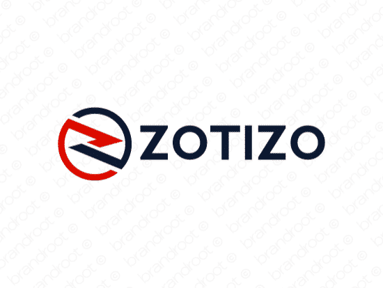 Brandable Domain Name - zotizo.com