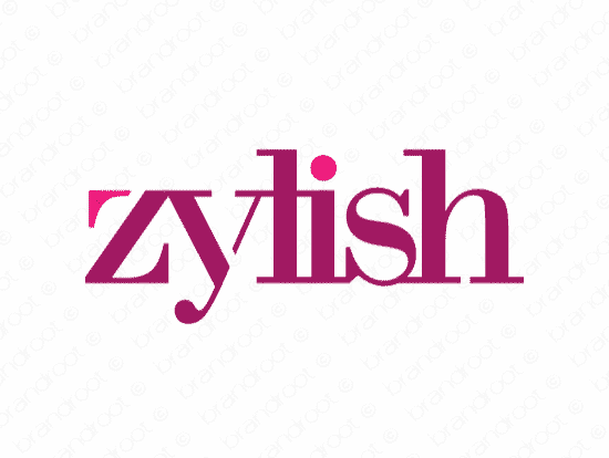 Brandable Domain Name - zylish.com