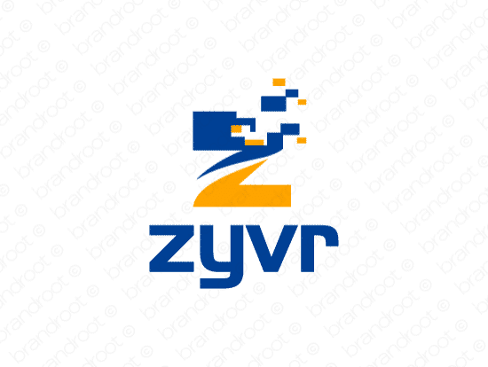 Brandable Domain Name - zyvr.com