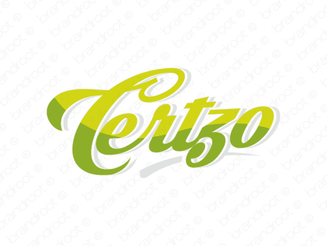Certzo logo design included with business name and domain name, Certzo.com.