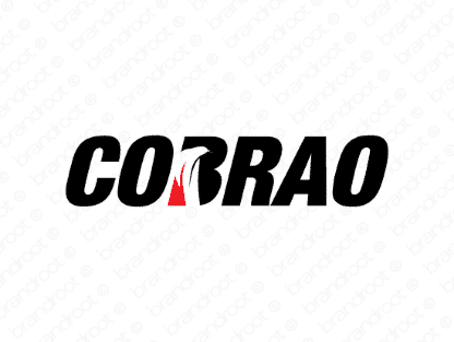 Cobrao logo design included with business name and domain name, Cobrao.com.
