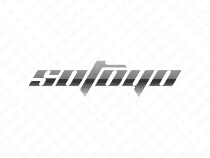 Sotoyo logo design included with business name and domain name, Sotoyo.com.