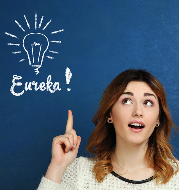 using the eureka effect for business