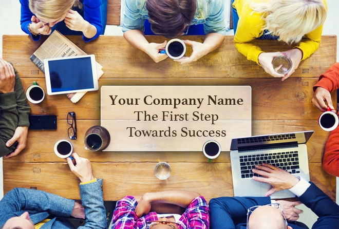 Your Company Name: The First Step Towards Success