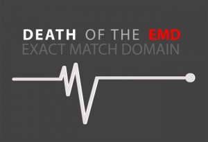 Death of the Exact Match Domain
