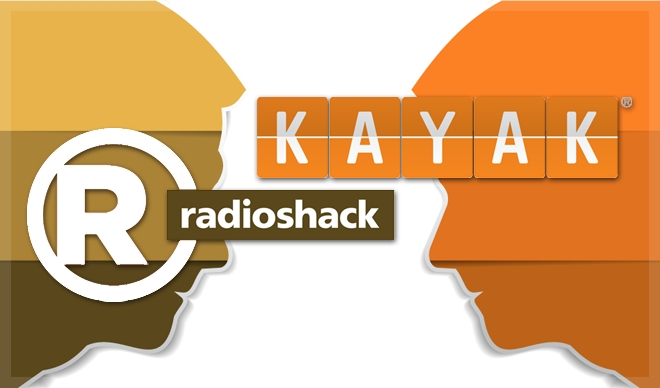 How RadioShack and Kayak Have Nothing in Common