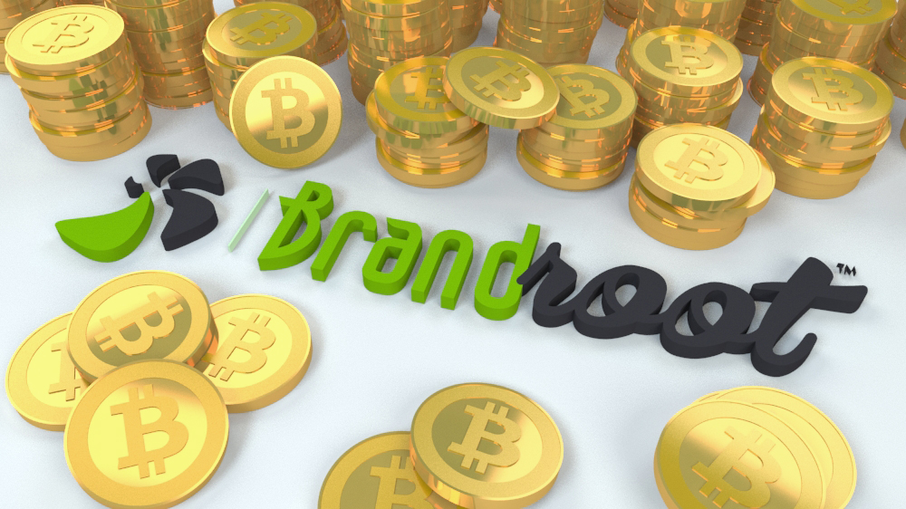 Buy With Confidence: Brandroot Is Now Accepting Bitcoins